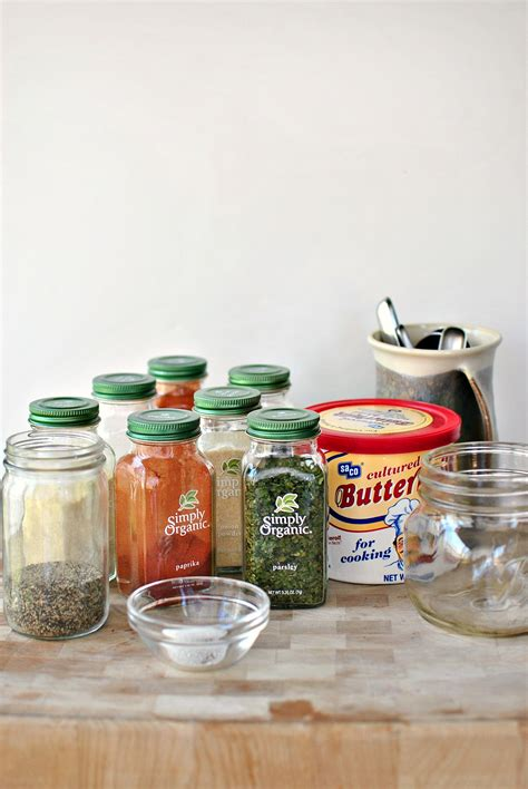 Simply Scratch Homemade Ranch Dressing Mix - Simply Scratch