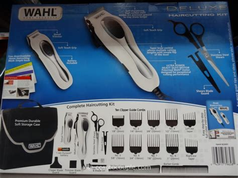 Wahl Deluxe Haircut Kit