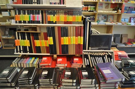 Palimpsest: Stationery Store Series: Pen to Paper - An Update