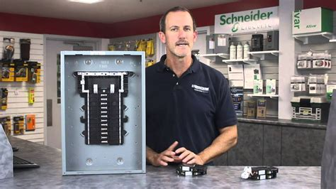 Behind the Counter look at: Square D™ QO™ Plug-on Neutral