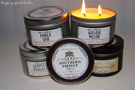 Product Review: Southern Firefly Candle Co