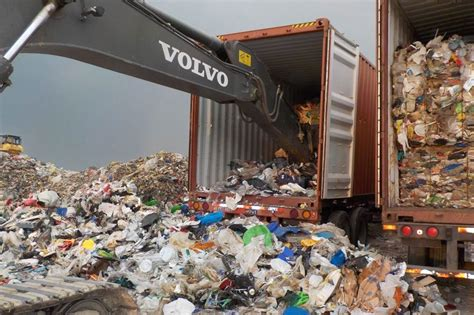 Canada Will Pay For Shipping Out The Trash They Illegally