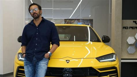Rohit Shetty becomes proud owner of Rs 3 crore bright