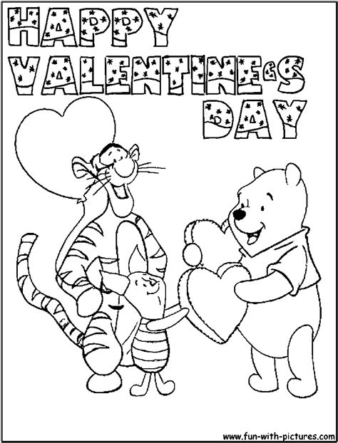 Valentine's Day Coloring Pages - Debt Free Spending