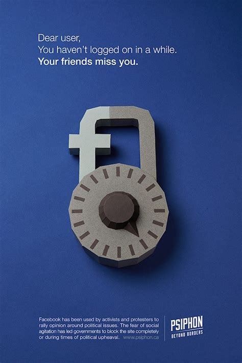 Striking Posters Show What Social Media Looks Like After