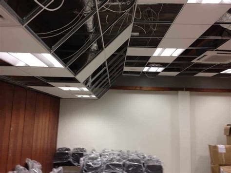 Suspended Ceiling Installation Fitting and Design Service