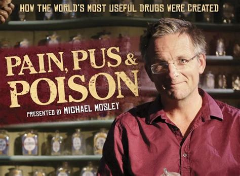Pain, Pus & Poison: The Search for Modern Medicines TV