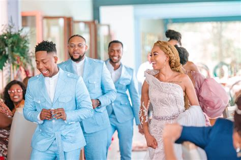 See The River's Emma And Zolani's Wedding - style you 7