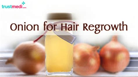 Onion for Hair Regrowth: Benefits & Uses