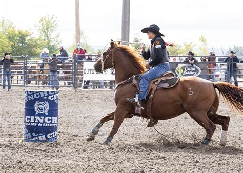 Rustler Roundup Rodeo 2019 - Central Wyoming College