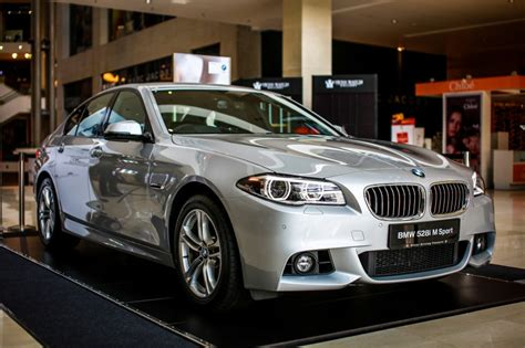 BMW F10 5 Series LCI Launched in Malaysia - autoevolution