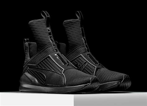 Rihanna Designs an All-New Sneaker for Puma | Sole Collector