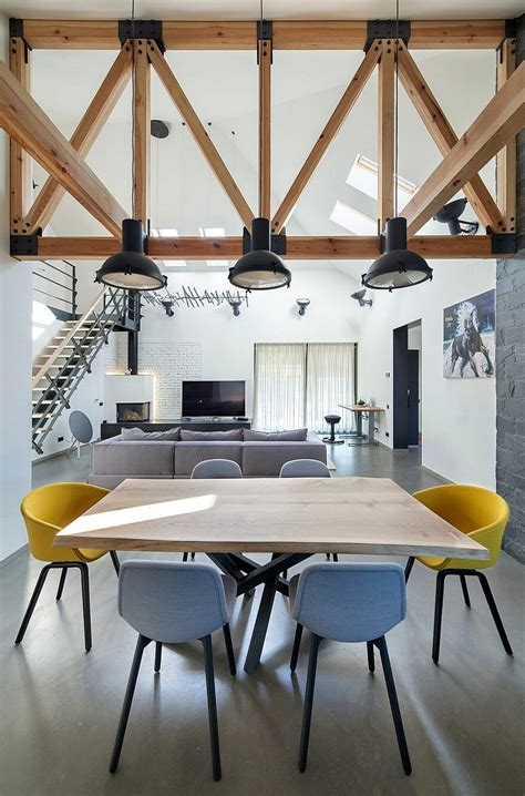 Old Suburban House Transformed Into Contemporary Home