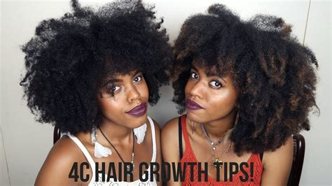 10 Tips To Easilly Grow 4C Hair That You Really, Really