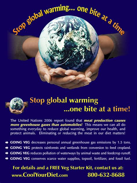 Poster - Global Warming Prevention Photo (725107) - Fanpop