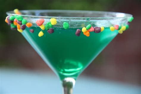 The Sweetest Temptations: Just a Cup o' Nerds Cocktail