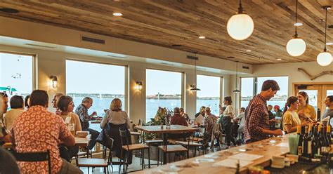 Luke's Lobster Opens a Full-Service Seafood Restaurant on