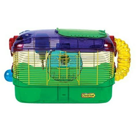 17 Best images about Critter trail hamster cages on